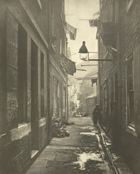 Close No 80 High Street, 1868